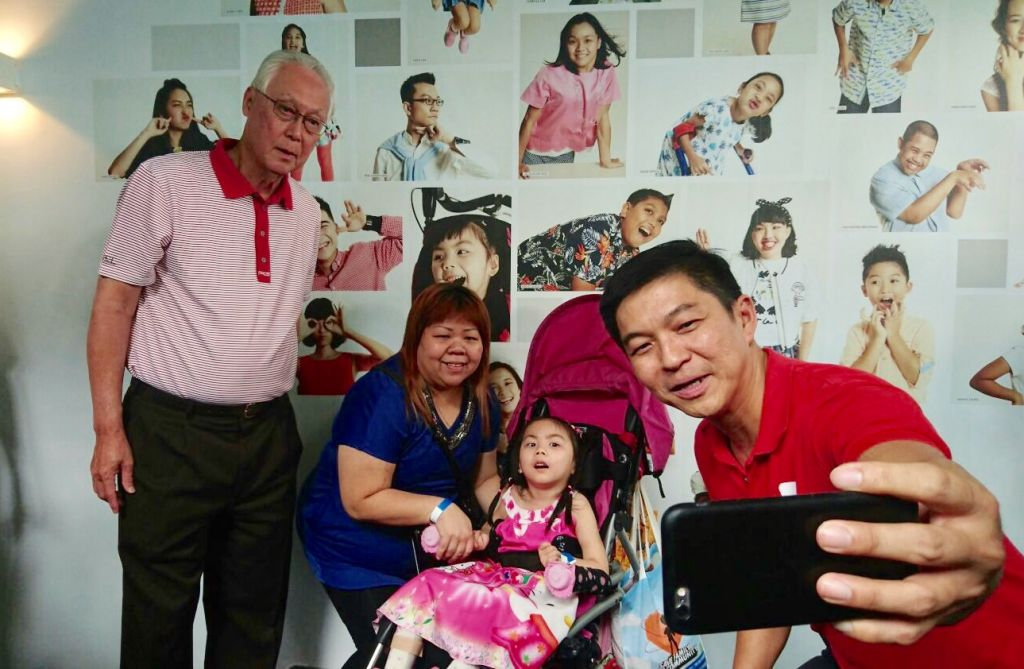 ESM Goh, TODAY launch fund to help disabled realise their potential