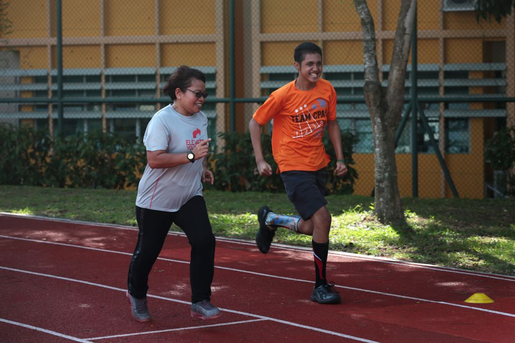 Disability sports see jump in participation numbers