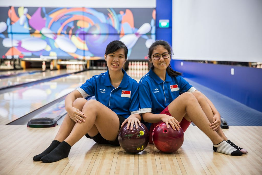 Deaf bowlers hope to score medal for Singapore at 'Olympics' for deaf