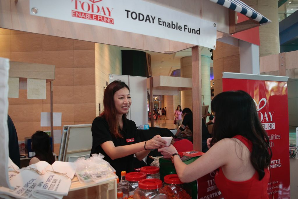 Support the special needs community at Orchard Gateway charity roadshow