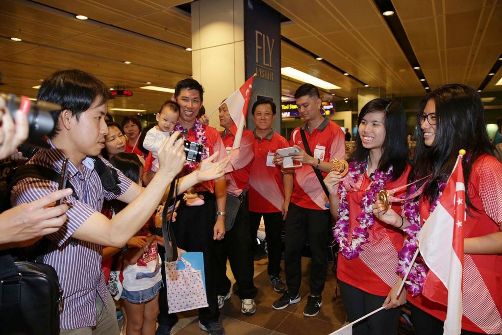 Bowled over by S'pore's first Deaflympic medals