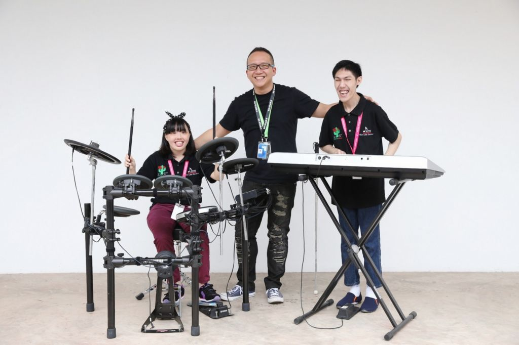 Enabling disabled musicians find their rhythm
