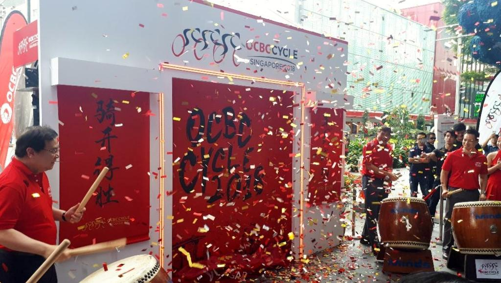 OCBC Cycle to partner TODAY Enable Fund for second year running